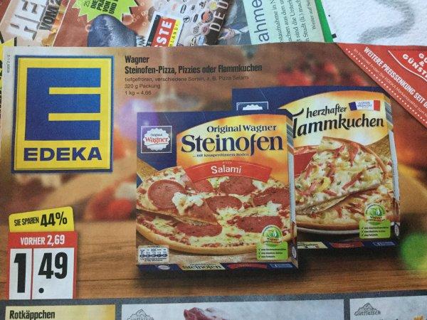 [Edeka Nord KW39] evtl Bundesweit Wagner Pizzen/Pizzies und Flammkuchen 1.49€