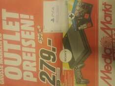 MM Outlet Sony PS 4 + The last of us + The order