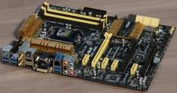 "ASUS ATX-Mainboard Sockel 1150 ""Z87-PRO"" für 85 € statt 107 €, @ZackZack"