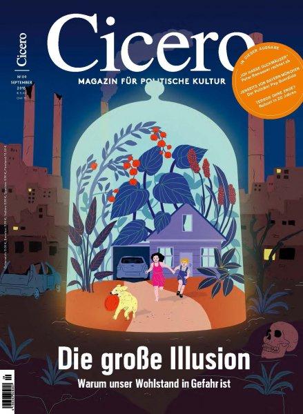 12x Cicero für 97,20€ inkl. 90€ Amazon-Gutschein [Burda Direct]