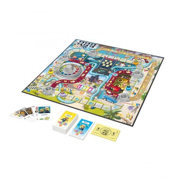 """[Galeria Kaufhof] Brettspiel """"Spiel des Lebens - Minions Edition"""" für 19,12€"""