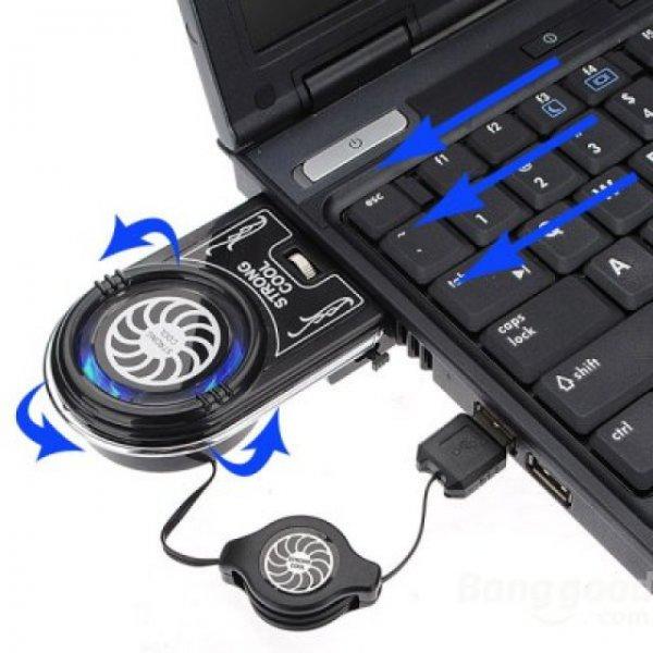 YB - 738 Mini USB CPU Kühler -- allbuy