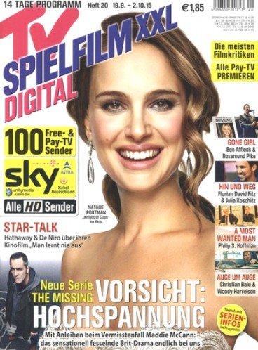 TV SPIELFILM XXL Digital im 6-Monatsabo für effektiv -2,25€ durch Paybackpunkte auszahlbar in Bargeld