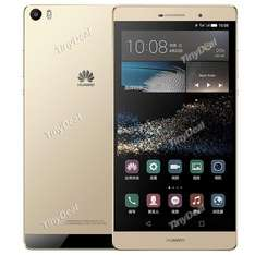 "HUAWEI P8 MAX 6.8"" IPS Android 5.1 Octa-core 3GB 64GB 4G Phablet - tinydeal"