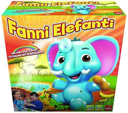 Goliath 30781006 - Fanni Elefanti, Geschicklichkeitsspiel @Amazon (PLUS)