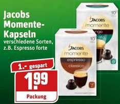 [Rewe Dortmund] Jacobs Moments Nespresso 1,99€