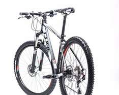 CUBE ATTENTION 27.5, BLACK'N'WHITE'N'RED (2015),MTB,Bike,Fahrrad@rabe-bike