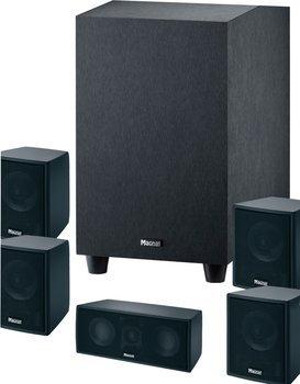[Redcoon Supersale] Magnat Interior 5.1X (schwarz) - 5.1 Lautsprecher-System (Aktiv-Subwoofer) für 149,-€ Versandkostenfrei ab 7.00 Uhr