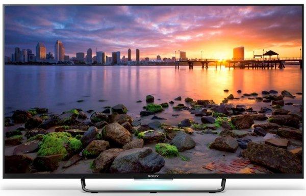 Sony KDL55W755C, 55 Zoll Fernseher, Full HD, Triple Tuner, Smart TV @ Amazon.de
