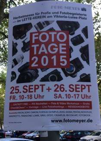 [Lokal Berlin] Gratis Check & Clean Kamerareinigung