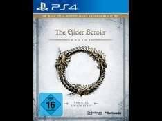 The Elder Scrolls Online: Tamriel Unlimited inkl. Versandkosten [PlayStation 4] Media Markt