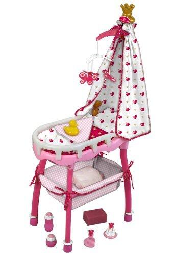 (Spielzeug/Prime) Princess Coralie Schlaf- Wickel- und Badezentrum für 16,44 €