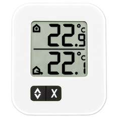 [AMAZON-PRIME] TFA Dostmann digitales Max-Min-Thermometer 30.1043.02 in weiß 6,99 € statt 9,99 €