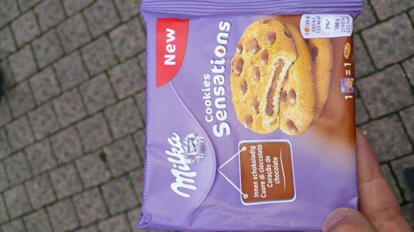 [Wolfsburg City Galerie] Milka Cookies Sensations