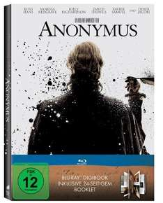 Anonymus (DigiBook) [Blu-ray] für 7,97€ @Amazon.de (Prime)