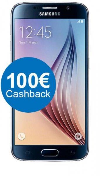 Vodafone Mobilcom Red mit 2GB LTE und Samsung S6/EDGE für 34,99€