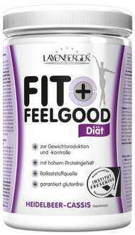 [Amazon.de-Prime]Layenberger Fit + Feelgood Schlankdiät Heidelbeer-Cassis, 1er Pack (1 x 430 g) nur einmal vsk.