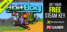 [Steam via PCGamer] 8-bit Boy (Facebook benötigt)