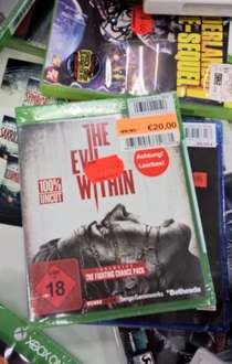 The Evil Within Xbox One [LOKAL REAL BB?] 10€