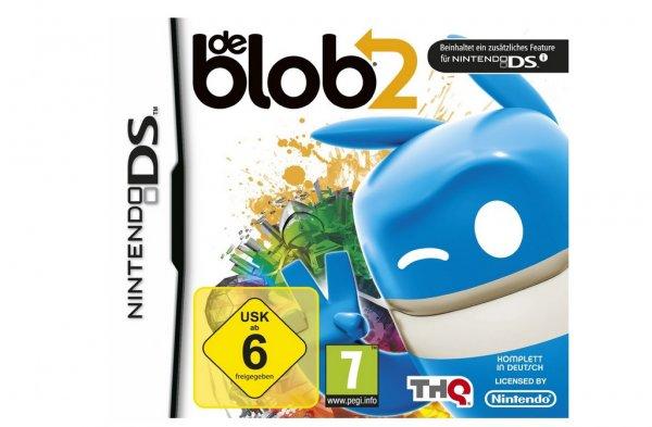 (Amazon Prime) der Blob 2 für den Nintendo DS für 3,15 Euro