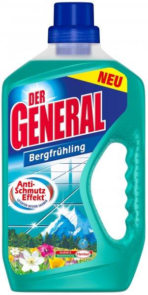 [Lokal Dortmund] Kaufland: 2x Der General Bodenreiniger 750ml für 1€