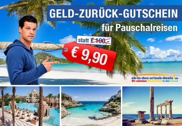 100€ Gutschein für AbindenUrlaub (AIDU)  für 9.90€