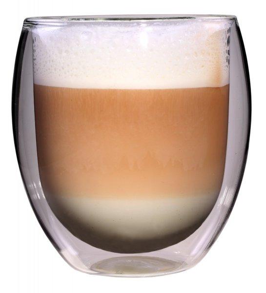 [UPDATE] Rondo XXL doppelwandige Thermo-Teegläser / Kaffeegläser, 2 x 400 ml