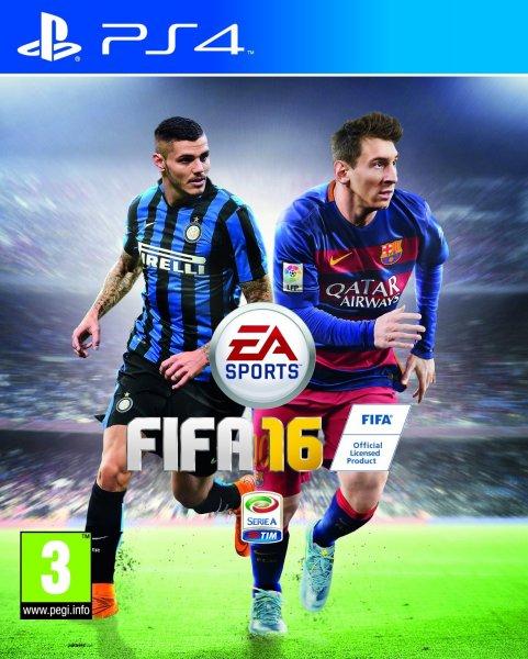 [amazon.it] FIFA 16 (PS4/X1) - 52,62 inkl. VSK - ggf. mit Gutscheinaktion kombinierbar ?!