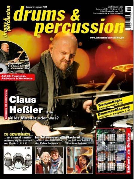 Drums & Percussion Abo für rechnerisch 49 Cent Gewinn
