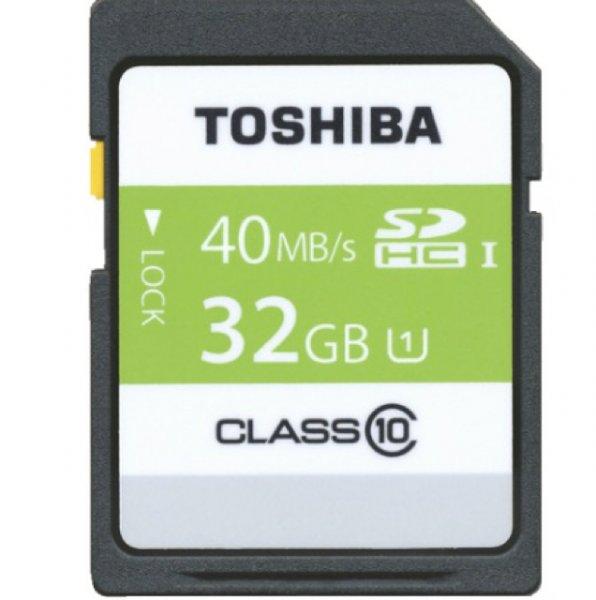 Toshiba SD Karte 8 Euro