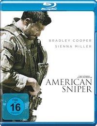 American Sniper [Blu-ray] für 8,97€ bei Amazon.de (Prime)