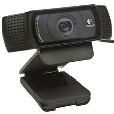 Logitech C920 HD Pro HD-Webcam für 49,96 € @Amazon.co.uk