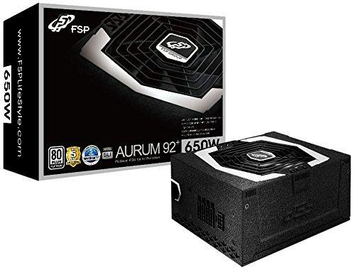 [Amazon Prime] FSP Fortron Aurum 92+ 650W Platinum Netzteil - 13,4% Ersparnis