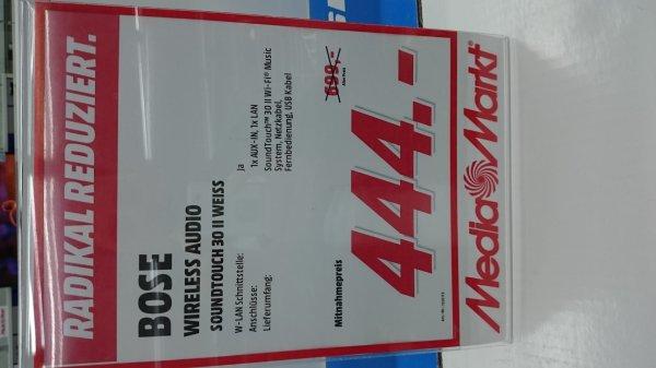 Lokal Mm Essen Bose Soundtouch 30 für 444€. PVG 499€