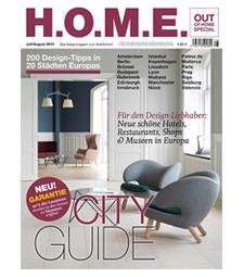 H.O.M.E. Magazin 12 Monate gratis