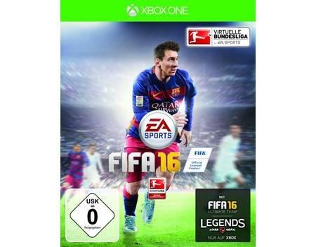FIFA 16 XBOX One für nur 47,99€