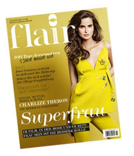 Magazin FLAIR 12 Monate gratis [keine Kündigung notwendig]