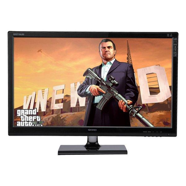"Qnix qx2710 (27"" Gaming Monitor, DVI, HDMI, WQHD 2.560 x 1.440, 5ms Reaktionszeit, 85Hz, Lautsprecher) für 270€ @ebay.de"