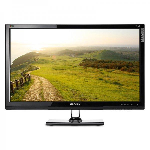 "Qnix qx2710 (27"" Gaming Monitor, DVI-D, WQHD 2.560 x 1.440, 8ms Reaktionszeit, 120Hz, Lautsprecher) für 319,68€ @ebay.de"