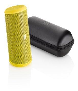 JBL Flip II in gelb bei [amazon.de] - portabler Bluetooth-Lautsprecher mit NFC und Bluetooth
