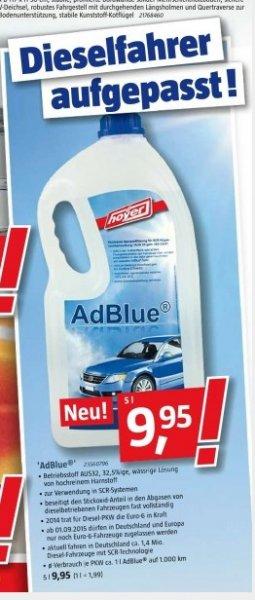 VW Dieselfahrer - AdBlue ; Schnell noch auf Vorrat kaufen