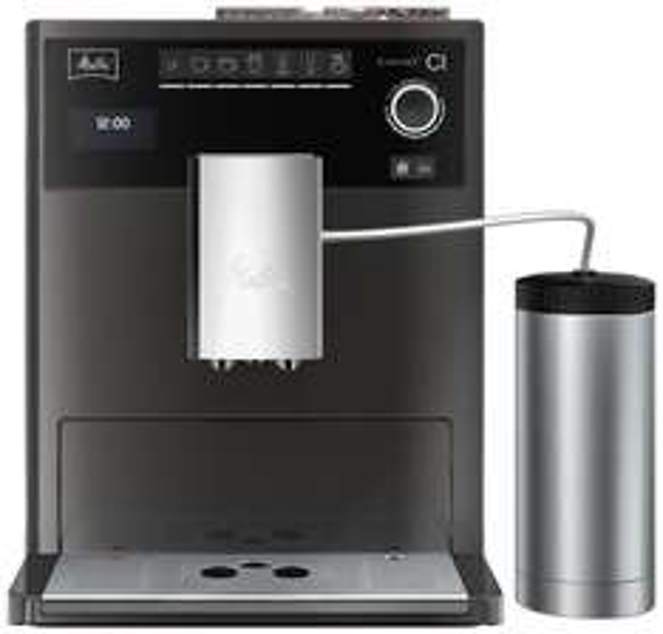 Melitta Caffeo CI Special Edition E 970 für 555€ - schicker Kaffeevollautomat für 2 Tassen