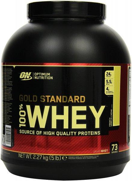 28% Rabatt auf alles bei vitafy, z.B. Optimum Nutrition Whey Gold Standard 2,273kg inkl. Shaker für 39,52€