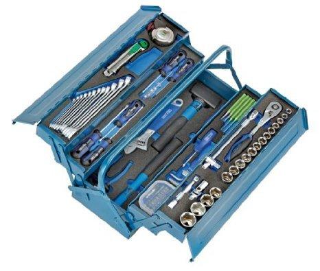 [Abgelaufen] Heytec Montage Werkzeugkoffer 96-teilig zum Bestpreis für 144€