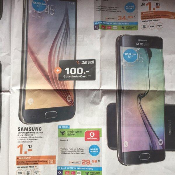 Samsung S6 + 100€
