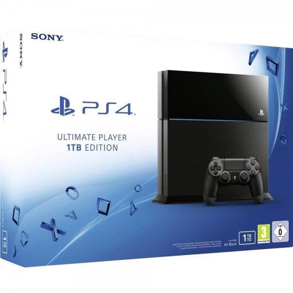 [Ebay] Sony PS4 1TB Ultimate Player Edition (neue Revision  CUH-1216B B1) für 319€ (ggf. -10%-Gutschein: 287€)