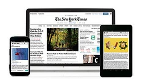 8 Wochen lang die New York Times digital lesen - Kündigung per Email erforderlich