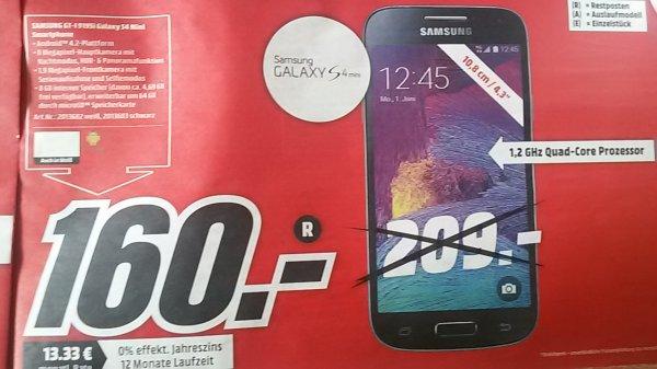 [MM Lüneburg] Samsung Galaxy S4 mini