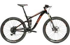 "Trek Fuel EX 9 27.5 (2015) MTB Fully 120/120mm Tour/All-Mountain [Fun-Corner] 15,5"" 18,5"" 19,5"""
