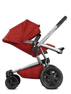 Amazon Blitzangebot Quinny Buzz Xtra 4 Red Rumour für 270,90 €